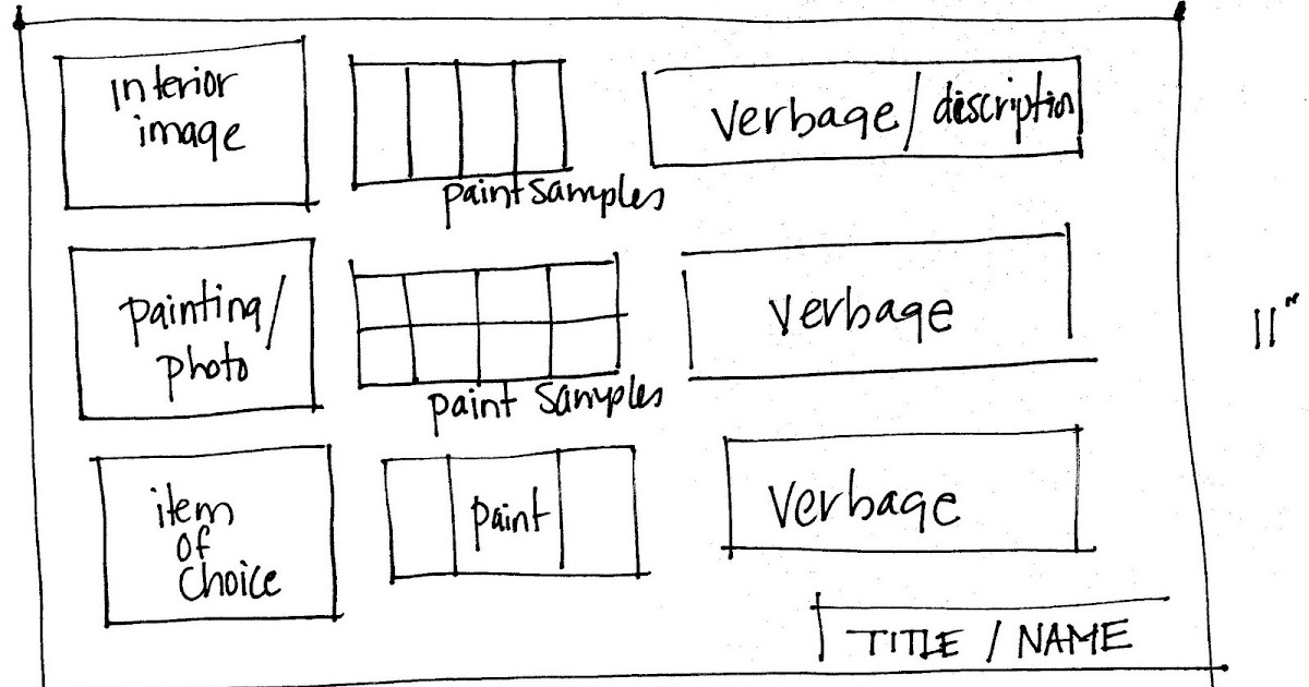 Design aed266 intro interior design color meaning for Interior decoration design meaning