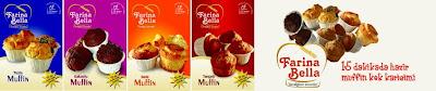 15 Dakikada Hazır Kek Karışımı Farina Bella