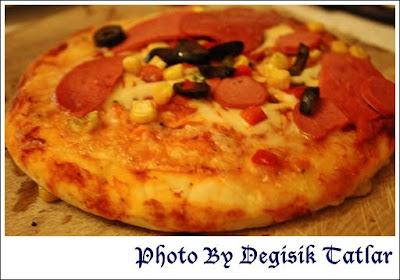 Superfresh Pizza