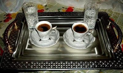 Bir Fincan Kahvenin Kırk Yıl Hatırı Vardır..!
