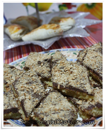 Fındık Kremalı Kek