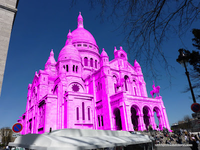 Pink Sacré Coeur