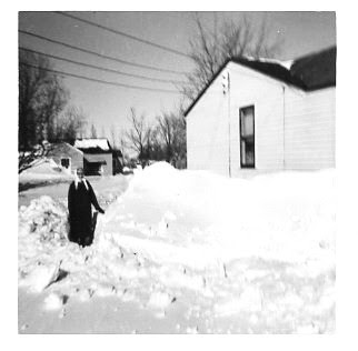 Diary of a snow shoveler