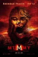 Movie Poster for The Mummy 3