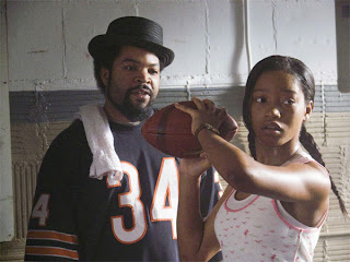 Ice Cube is a coach in The Longshots, and he's got a secret weapon.