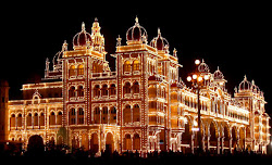 To view Mysore Palace