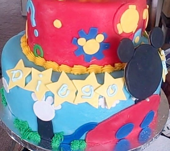mickey mouse cake ideas pictures. Cakes -Mickey Mouse