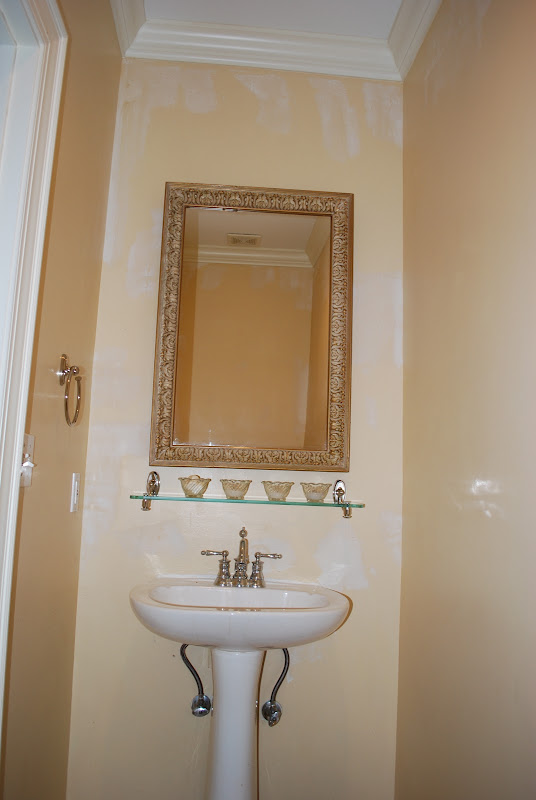 Double Take - Powder Room Makeover title=