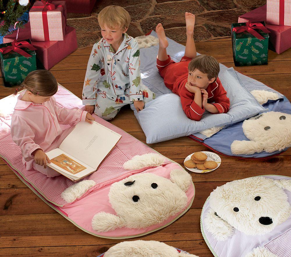 Детские спальные мешки своими руками