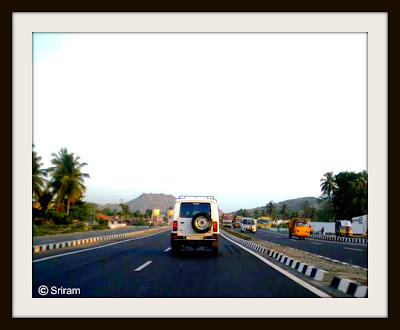 TIRUCHY-KARAIKUDI-RAMANATHAPURAM FOUR WAY LANE NH