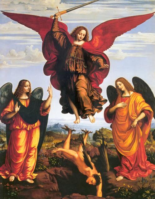Catholic prayers prayer against every evil
