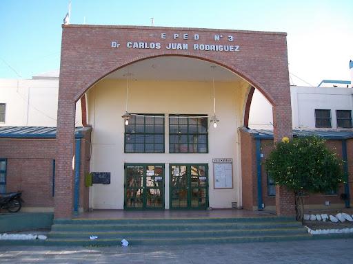 """Escuela Pública Experimental Desconcentrada Nº 3 """"Dr. Carlos Juan Rodríguez"""""""