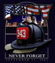 Homenatge als bombers de Nova York 11/9/01
