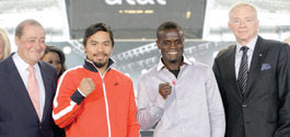 Pacquiao vs Clottey Live Stream