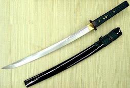 espada japonesa: