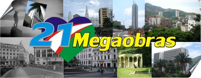 21 Megaobras Cali