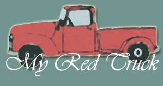 My Red Truck
