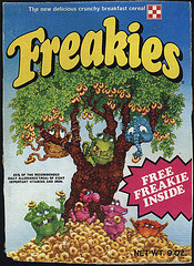 Image result for Freakies cereal