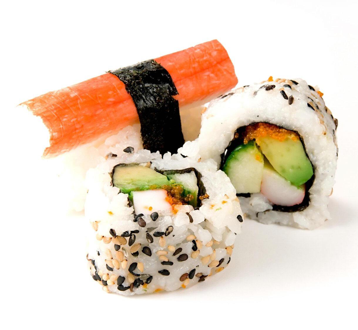 Fashion & London Life: La folie sushi