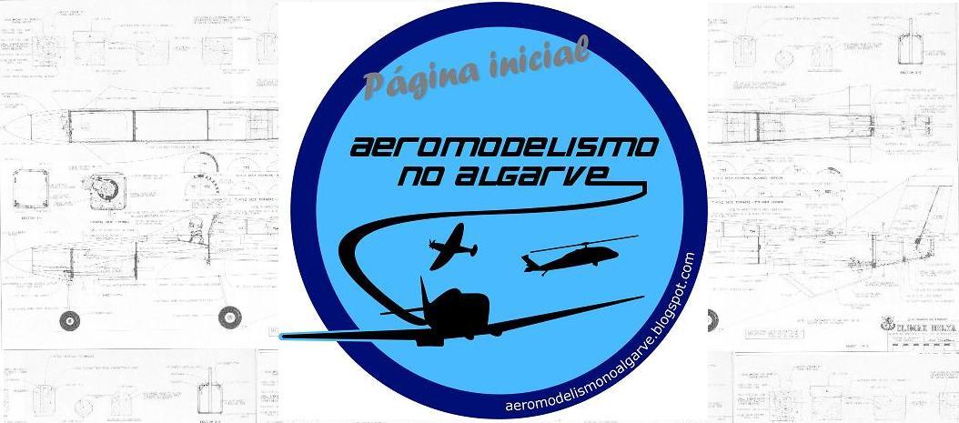 AEROMODELISMO NO ALGARVE