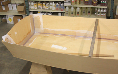 ... Skiff , quick and dirty boatbuilding , stitch and glue boat building
