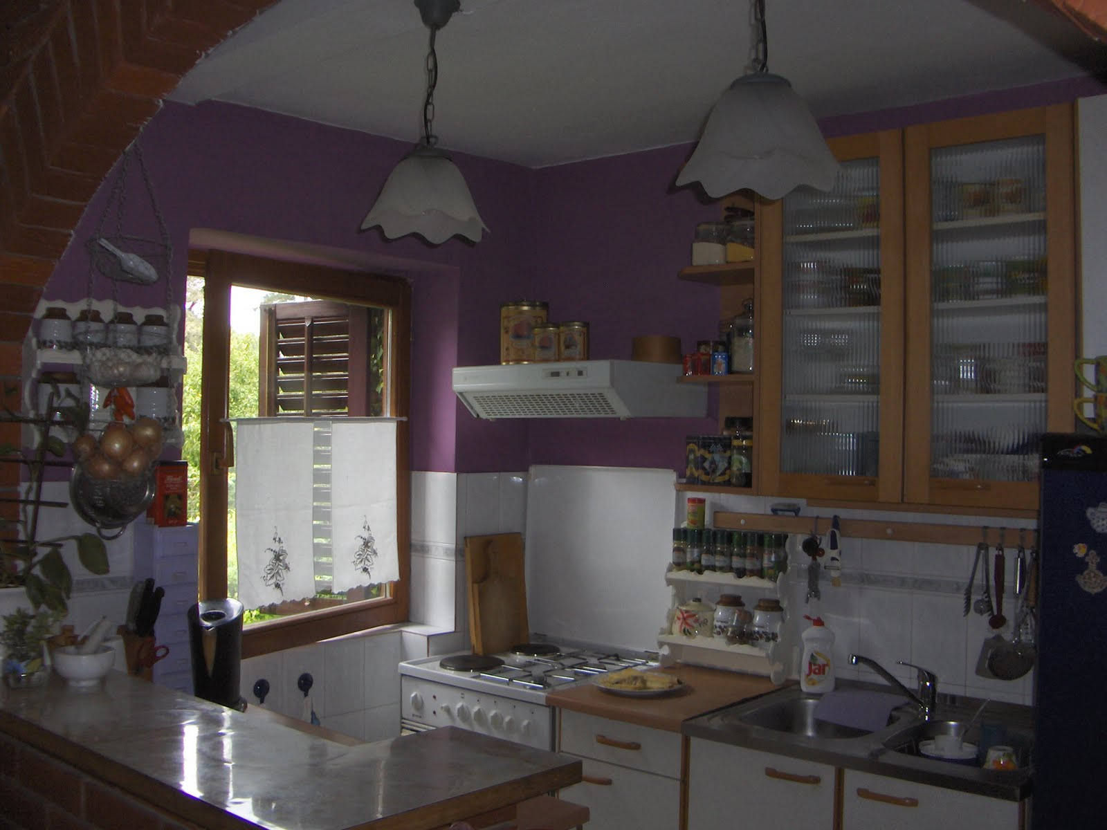 Busy Bee Kitchen Dining Room Remake 1