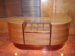 Crea art crea art muebles exclusivos for Mueble caja registradora