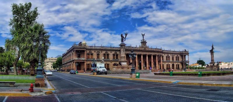 Museo del Palacio de Gobierno en Monterrey