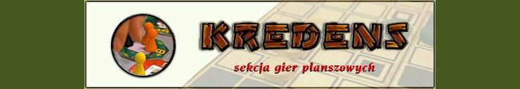 Kredens - sekcja gier planszowych