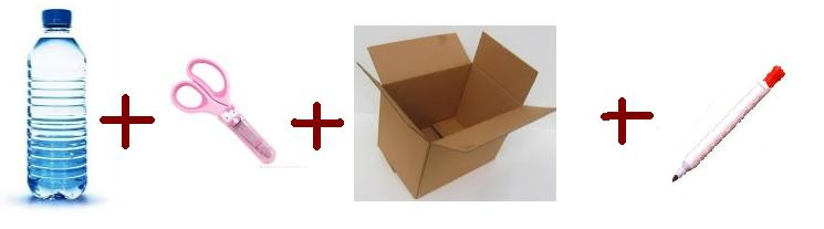 ... beli celengan nggak jelas mendingan manfaatin bahan bekas yang