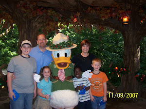 The Kettelkamp Family With Their Good Friend, Donald