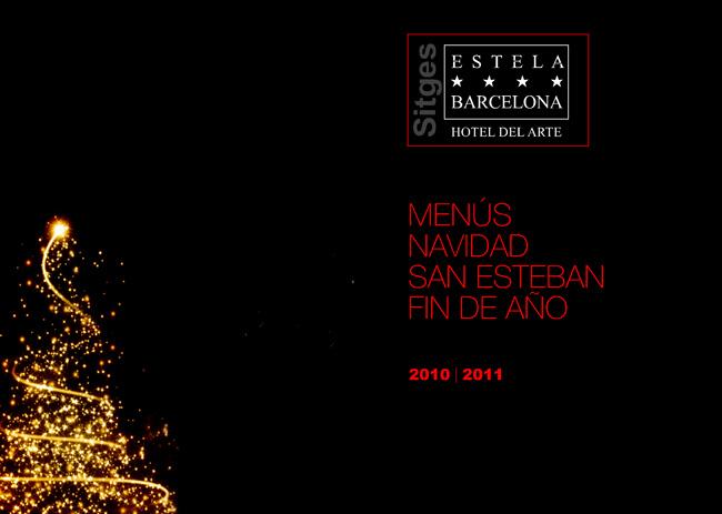 Hotel estela barcelona sitges hotel del arte sitges for Menu de fin de ano en casa
