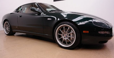Maserati GT Coupe: 2002 Maserati 4200 GT Coupe