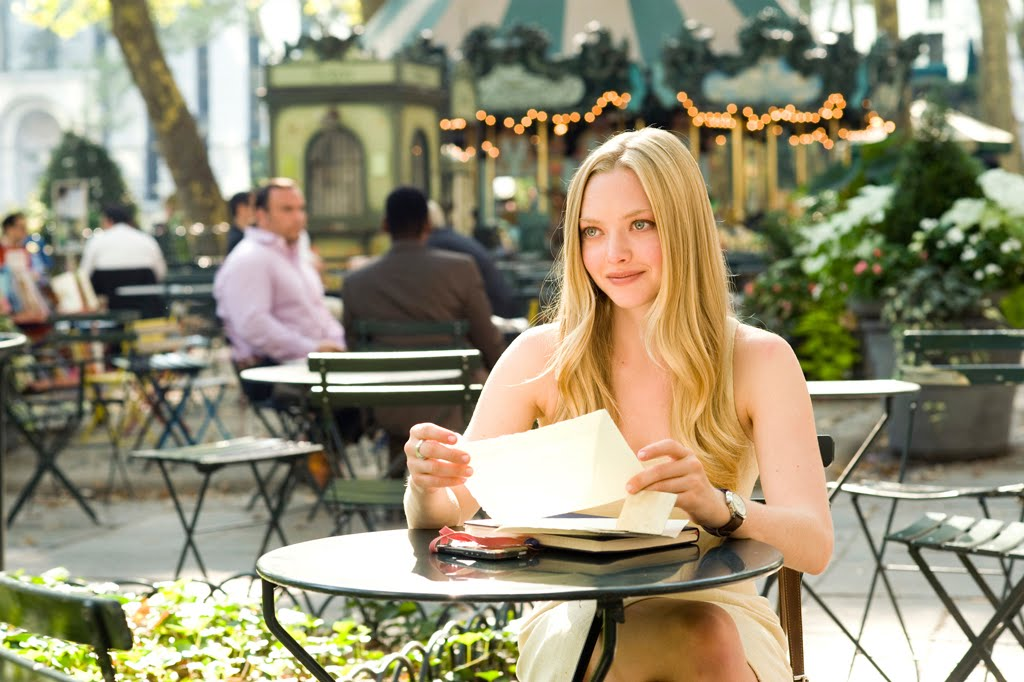 few new clips of Letters to Juliet have shown up online: