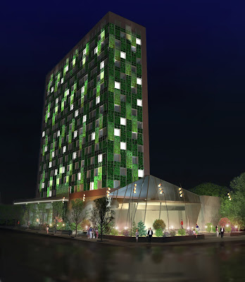 hotel intercontinental chile: