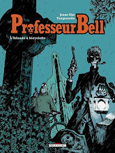 Professeur Bell 5. L&#39;Irlande  bicyclette.