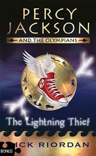 percyjackson preview El Ladron del Rayo   Percy Jackson y Los Dioses del Olimpo   Rick Riordan