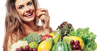 Dieta saudável emagrece e embeleza!