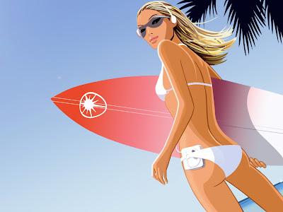 Aproveite as férias em boa forma e com muita saúde