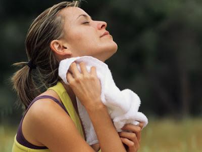 Muito cuidado ao se exercitar em dias de calor intenso