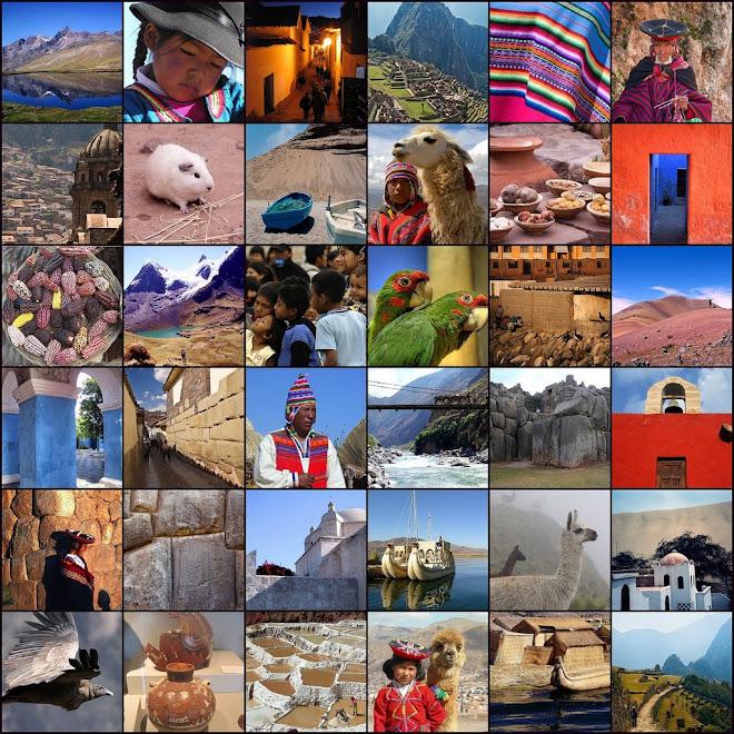 Visite el Perú