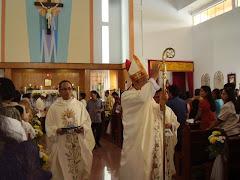 Peresmian Gereja St. Mikael 8 Juni 08