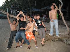 Persiapan, Pantai Bunaken 18 Juli 08