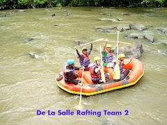 Rafting team 2