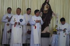 Di Misa Syukur 40th Imamat Pst Agus M