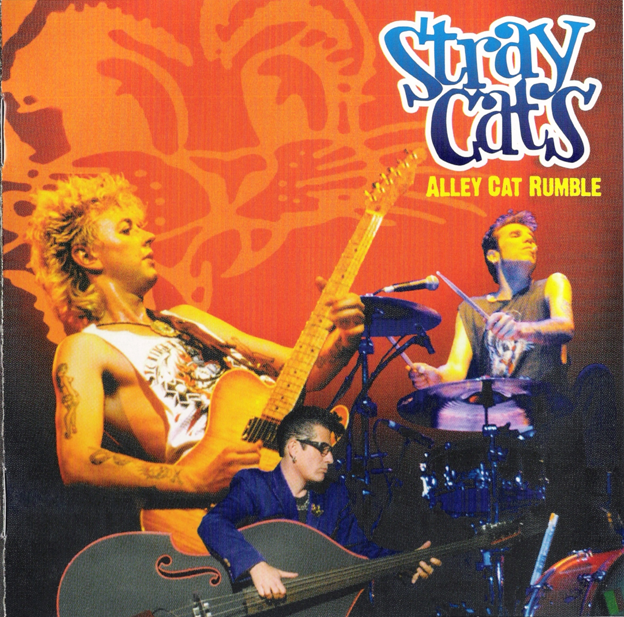 Beautiful Blues Stray Cats Cover