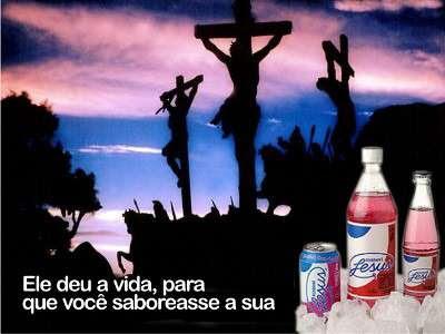 Seu nome numa lata de Coca Propaganda_jesus