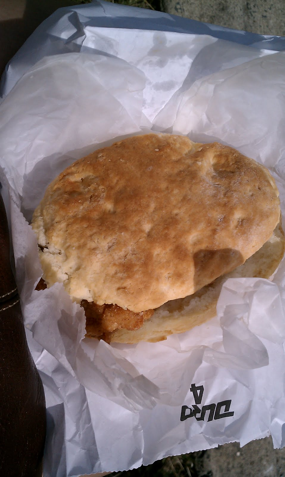 tasty eating: my trip to chapel hill, nc: sunrise biscuit kitchen