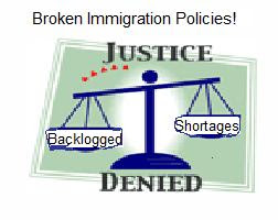 americas broken immigration system essay Working papers journals software components fixing america's broken immigration system: introduction contents: but the system did not link to it.