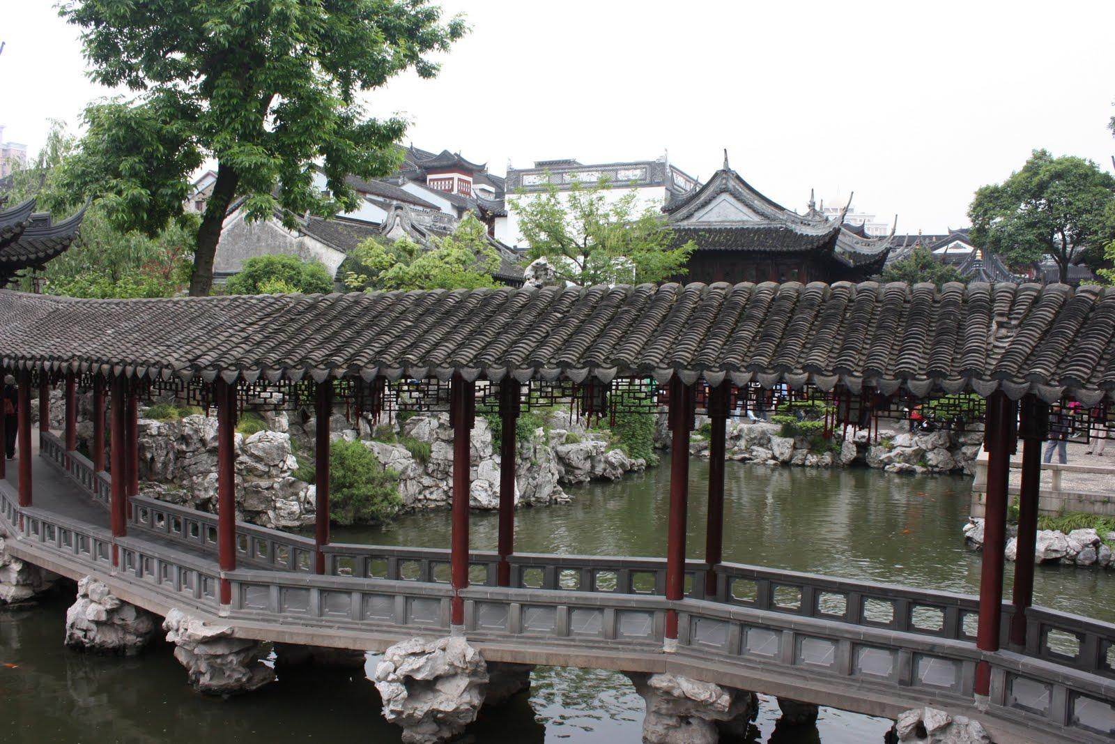 Voyage en chine le jardin yu for Le jardin yuyuan